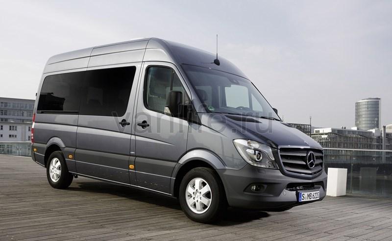 История компании Mercedes-Benz