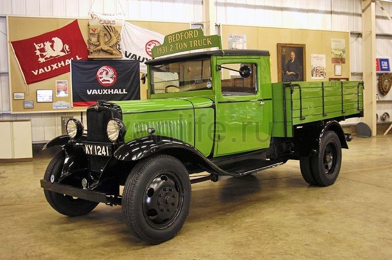 История компании Vauxhall