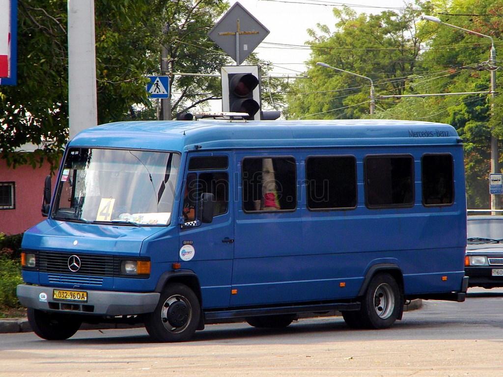 Mercedes-Benz T2 – перевозчик из Дюссельдорфа