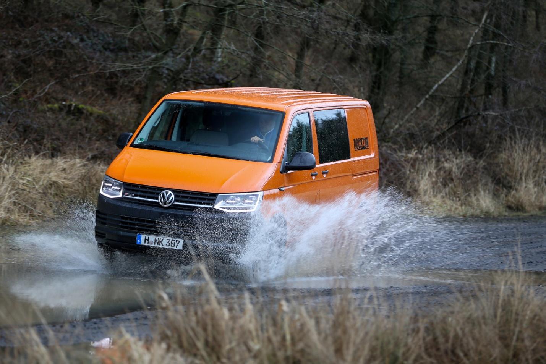 Марка Volkswagen Коммерческие автомобили расширяет гамму полноприводных моделей