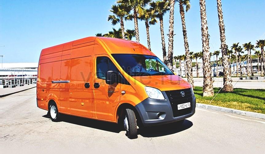 Продажи лёгкого коммерческого транспорта марки ГАЗ увеличились с января по март