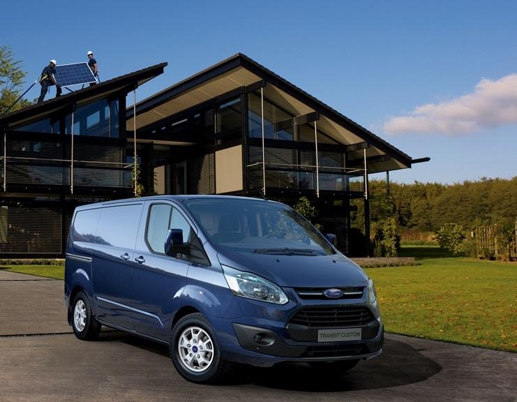 Первые Ford Transit Custom и Tourneo Custom доставлены в дилерские центры России