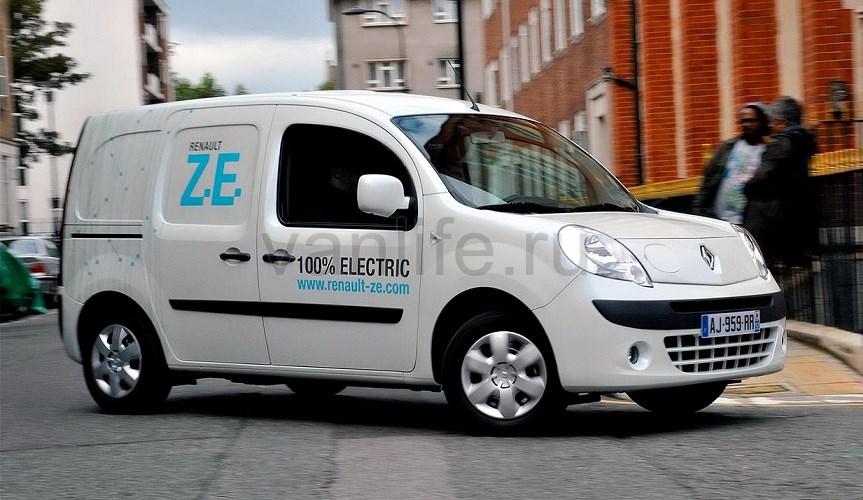 Компания Renault разработала устройство, заряжающее электромобили на ходу