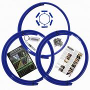 Защита дисков AlloyGator, синий