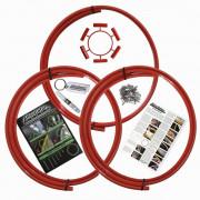 Защита дисков AlloyGator, красный