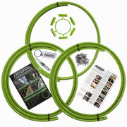 Защита дисков AlloyGator, зеленый