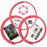Защита дисков AlloyGator, розовый