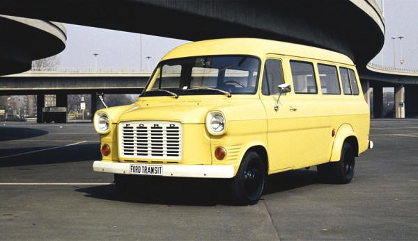 Ford Transit 1965: «Фургон, который вы видите каждый день»