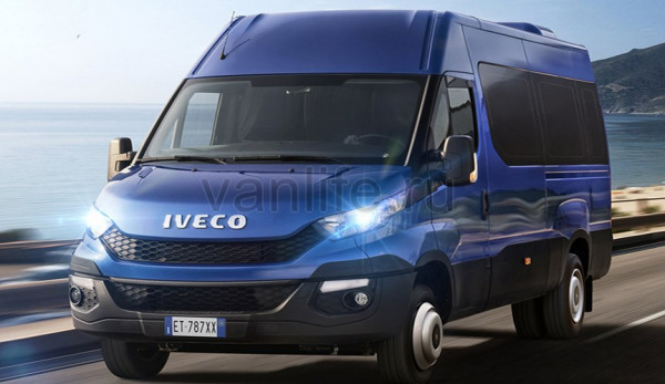 «IVECO Daily» с системой ЭРА-ГЛОНАСС