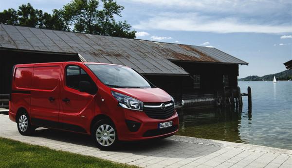 Технические характеристики Opel Vivaro – светлый, просторный, комфортный