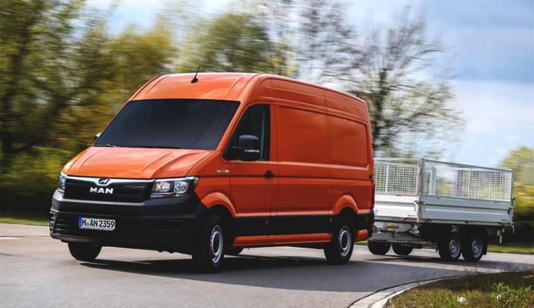 MAN выводит фургон TGE на новые автомобильные рынки