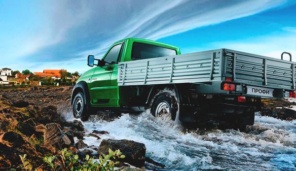 В 2018 году будет представлен гибридный грузовик УАЗ «Профи»
