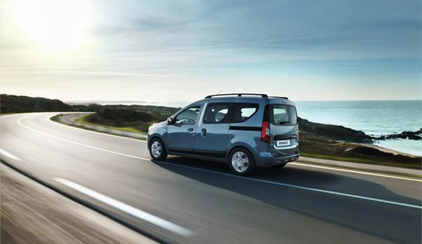 Renault Dokker – новый многофункциональный автомобиль для бизнеса