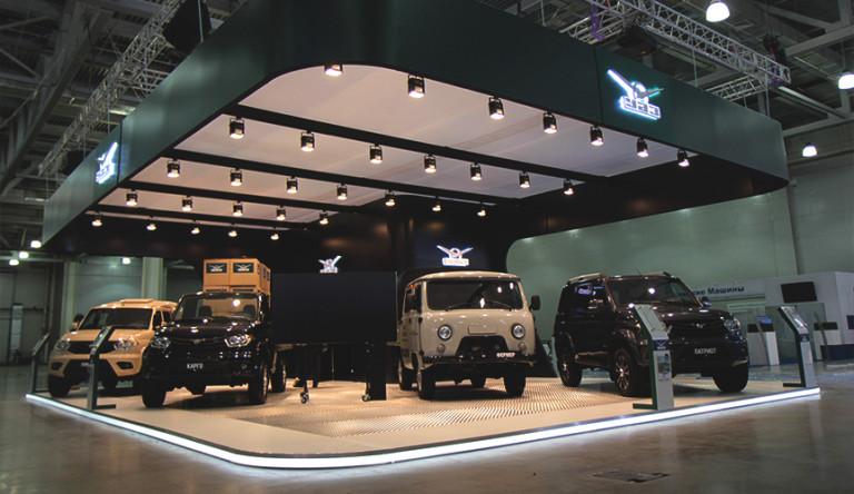 В Казахстане будет налажена сборка автомобилей УАЗ