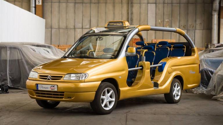 Citroen Heritage выставляет автомобили из музейного резерва на уникальный аукцион
