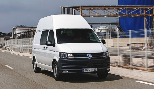 Volkswagen запускает новый Transporter Kasten AllCity