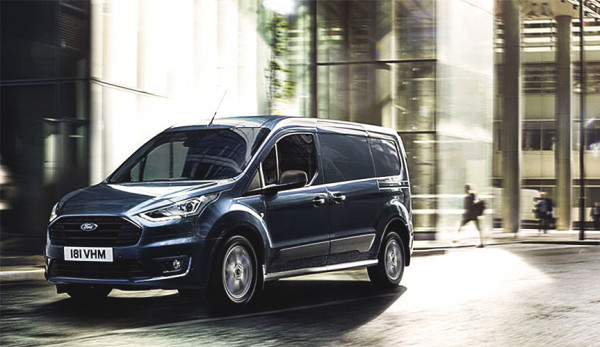 Новые Ford Tourneo Connect и Ford Transit Connect