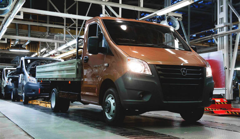 «Группа ГАЗ» начала производство новых моделей «ГАЗон NEXT» и «ГАЗель NEXT»