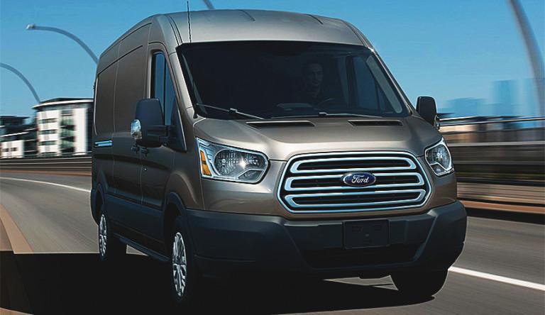 Ford отзывает фургоны Transit в России