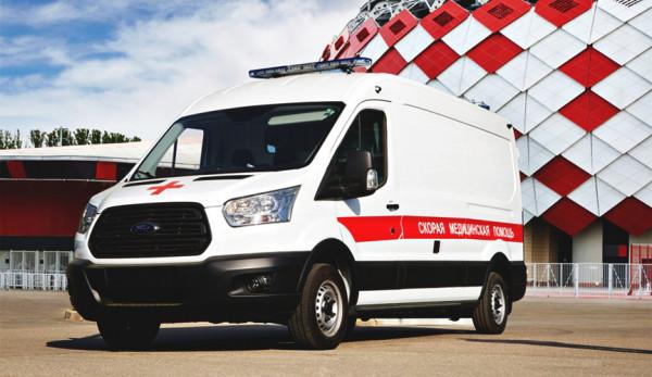 Почтальоны, школьники и медики в России пересаживаются на Ford Transit