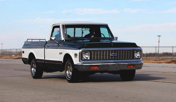 6 лучших пикапов от компании Chevrolet