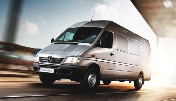 Шесть микроавтобусов Mercedes-Benz Sprinter Classic переданы центрам материнства и детства Московской области