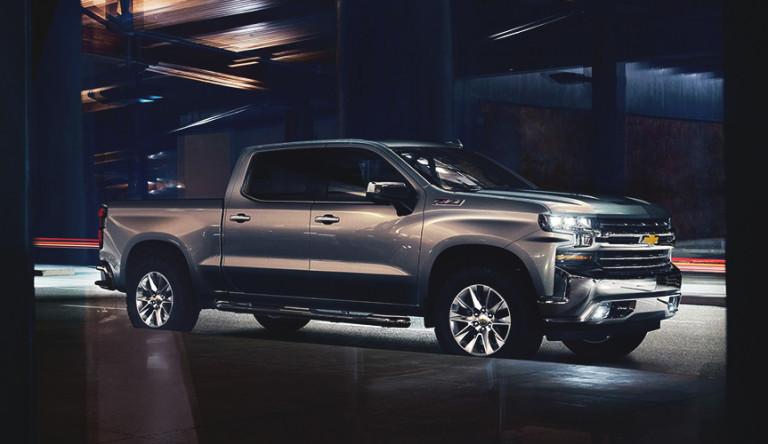 Состоялась официальная презентация обновлённого пикапа Chevrolet Silverado 2019