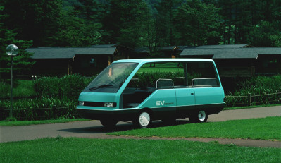 Электрические фургоны Nissan – забытые концепты