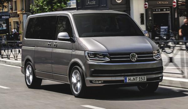 Новое поколение Volkswagen T7 представят в 2020 году