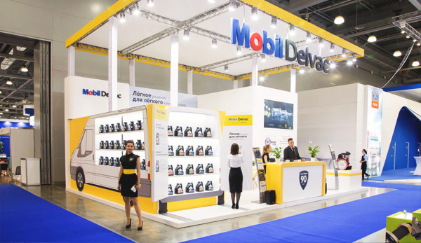Сеть Mobil Delvac Express расширяется: в Тюмени открылась 50-ая станция по замене масла