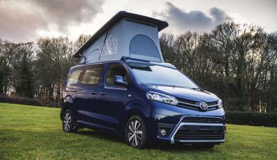Toyota показала конкурента самому роскошному VW Transporter
