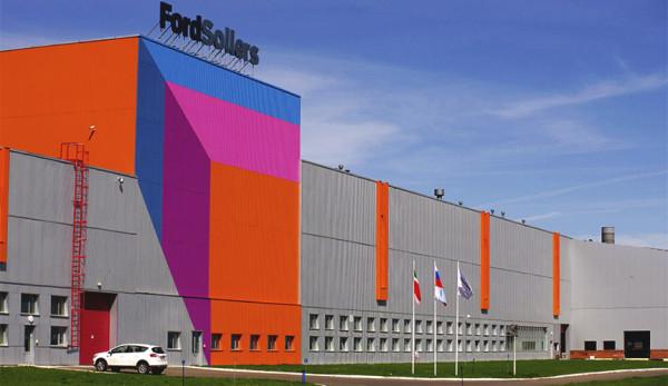 Ford Sollers расширяет проект по оснащению 3D-очками сотрудников российских заводов