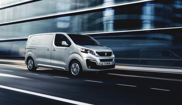 В Калуге запустили производство фургонов Peugeot Expert и Citroen Jumpy