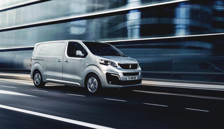 Groupe PSA объявляет о старте производства фургонов Citroën Jumpy и Peugeot Expert