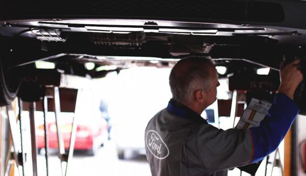 Ford установил максимальные цены на техническое обслуживание в России