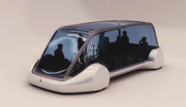 Илон Маск показал подземный скоростной электробус