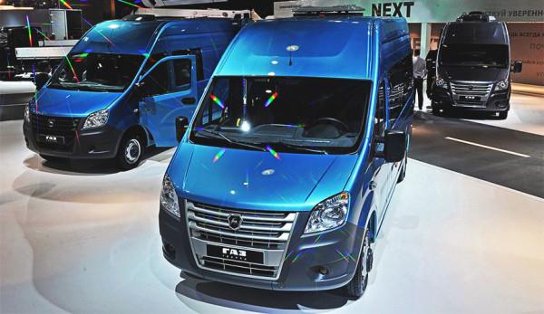 ТОП-10 самых популярных моделей на рынке LCV в феврале