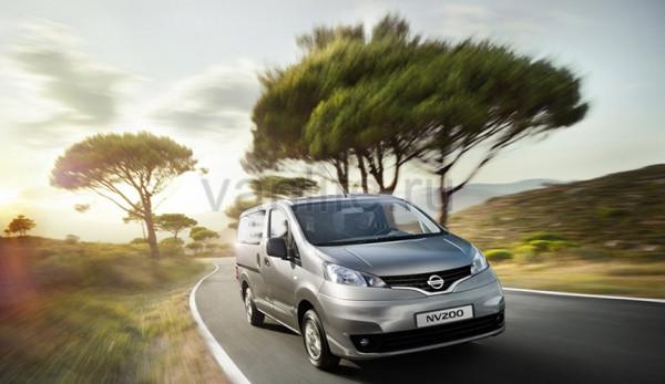 Технические характеристики Nissan NV200