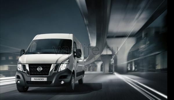 Технические характеристики Nissan NV400