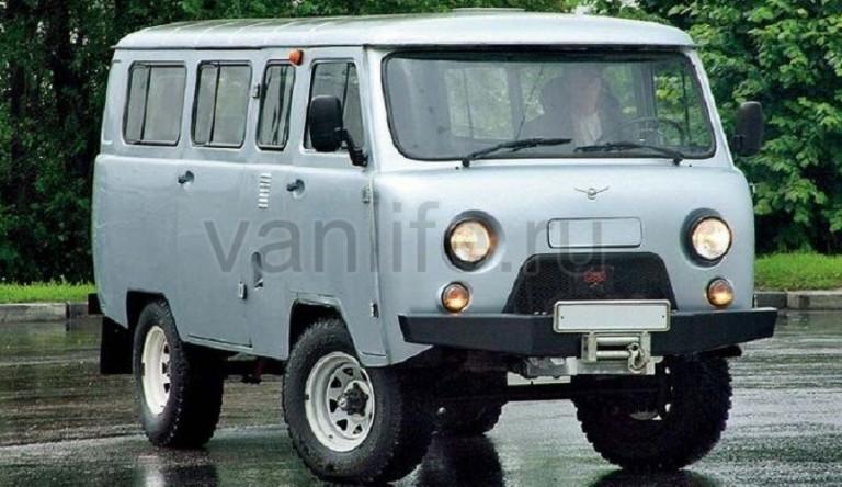 Технические характеристики УАЗ-452 – в 2015 году ожидается выход свежеиспечённой «буханки»