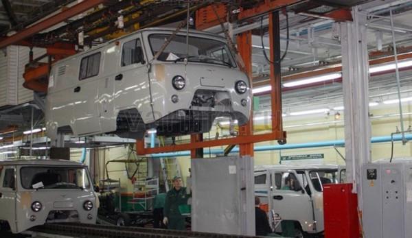 Сбербанк и компания «УАЗ» подписали соглашение о стратегическом сотрудничестве