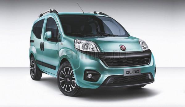 Обновлённый Fiat Qubo 2016