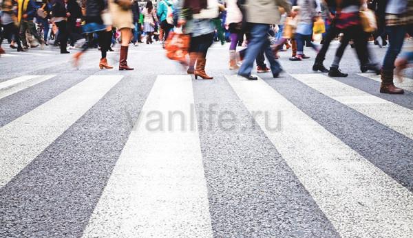 Камеры помогут отслеживать водителей, непропустивших пешеходов