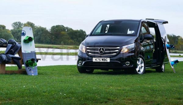 Технические характеристики «Mercedes-Benz Vito Sport»