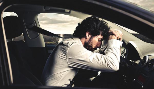 Исследование Ford: более 32% российских водителей хотя бы раз засыпали за рулем