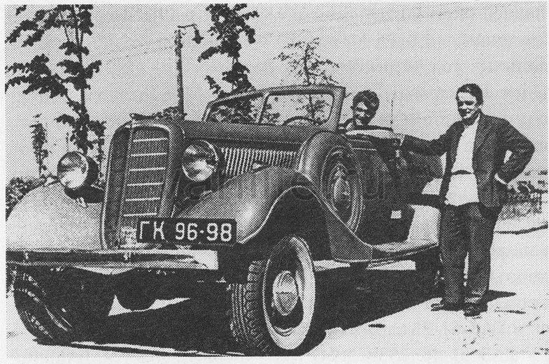 История автомобилей 4х4