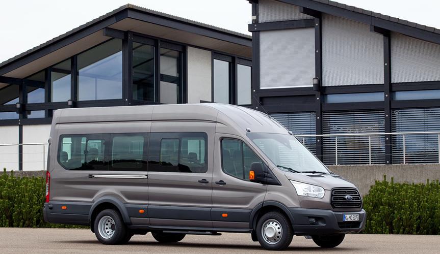 Ford удерживает лидирующую позицию на рынке LCV среди иномарок