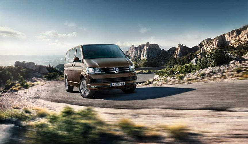 Volkswagen отзывает более 2000 автомобилей Multivan в России