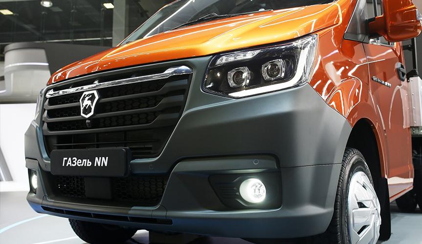 «ГАЗель NN» - легкий коммерческий автомобиль нового поколения