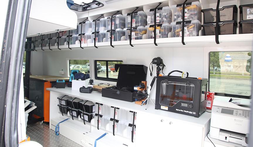 Мобильный технопарк «Кванториум» на базе «ГАЗель NEXT» проведет мастер-классы в Сербии и Боснии и Герцеговине